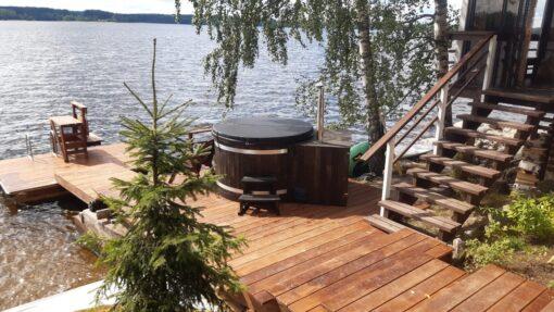 Rexener Unnukka paljupaketti järvimaisemassa 1